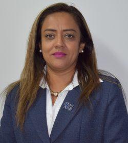 Marcela Milla - Inspectora General.